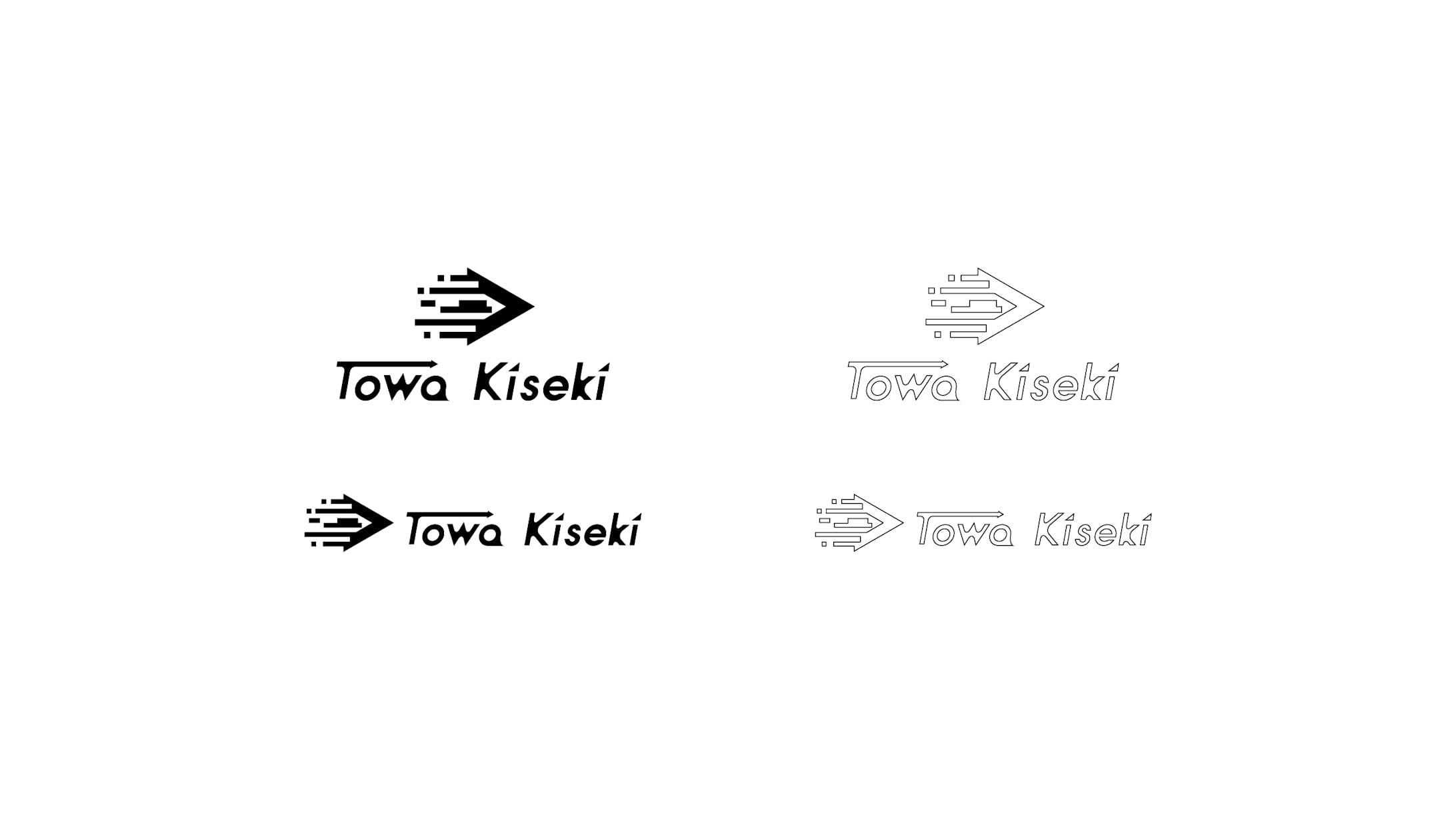 "Virtual YouTuber ""斗和キセキ"" - Logo Design-3"