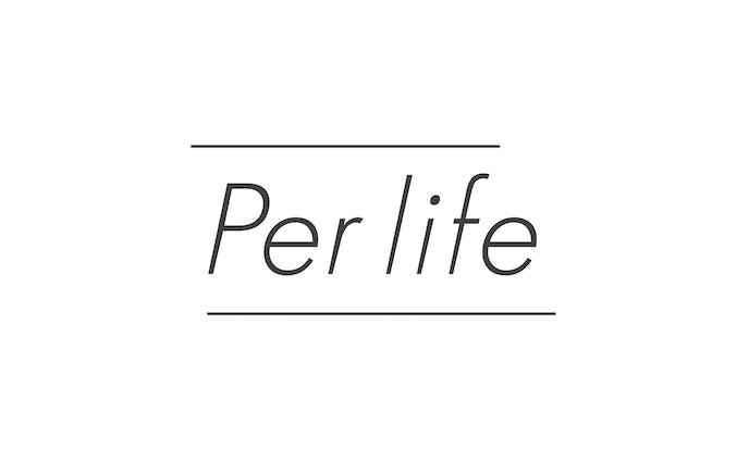 株式会社Per life ロゴデザイン