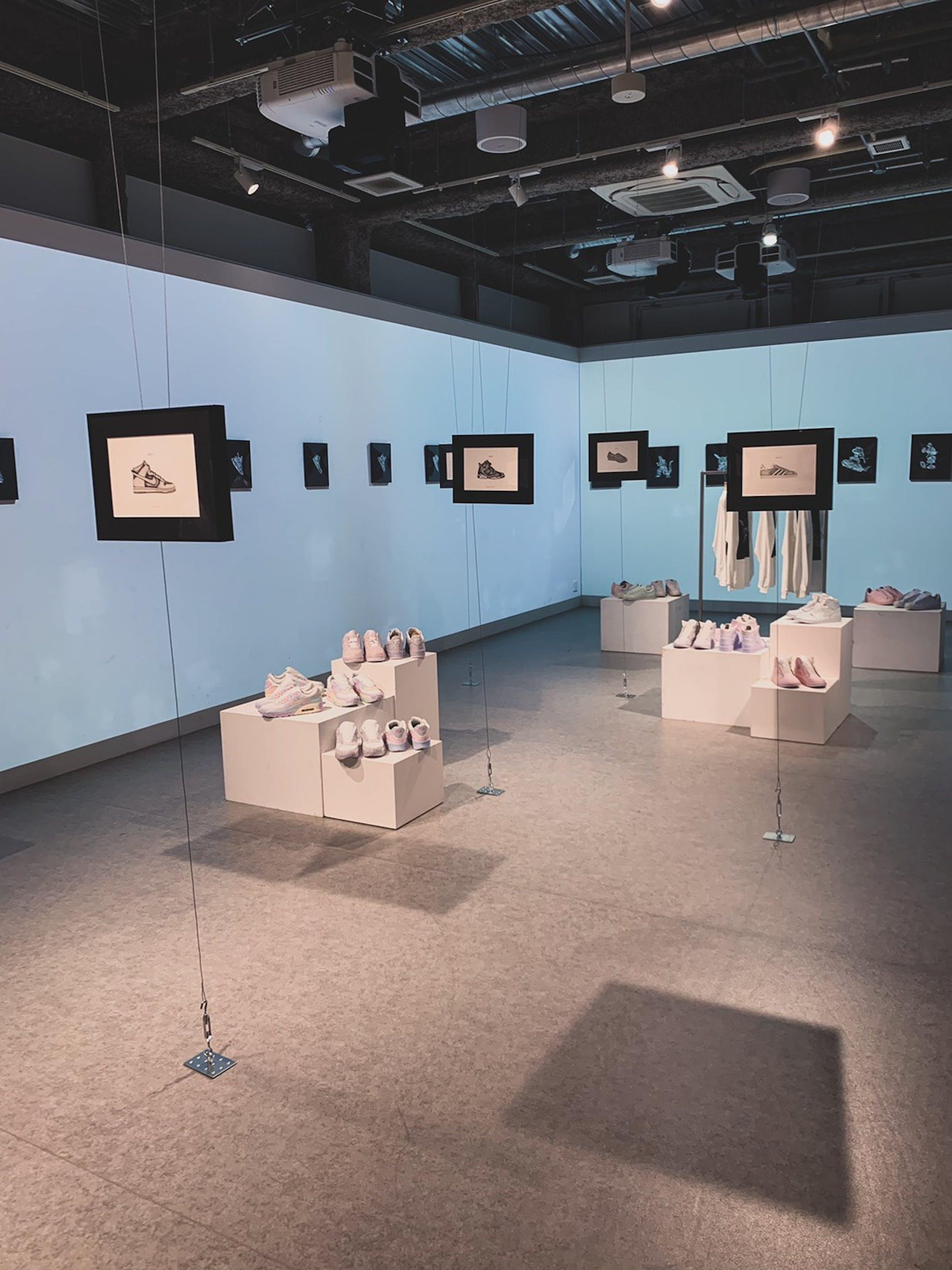 atmos japan Exhibition 2020-6