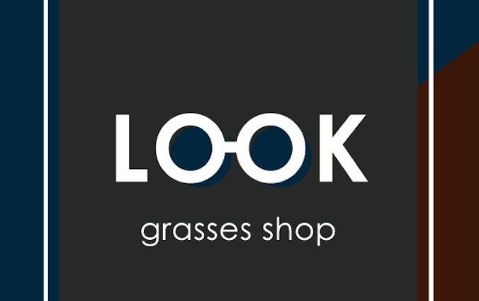 【デザインのドリル】眼鏡店のショップカード