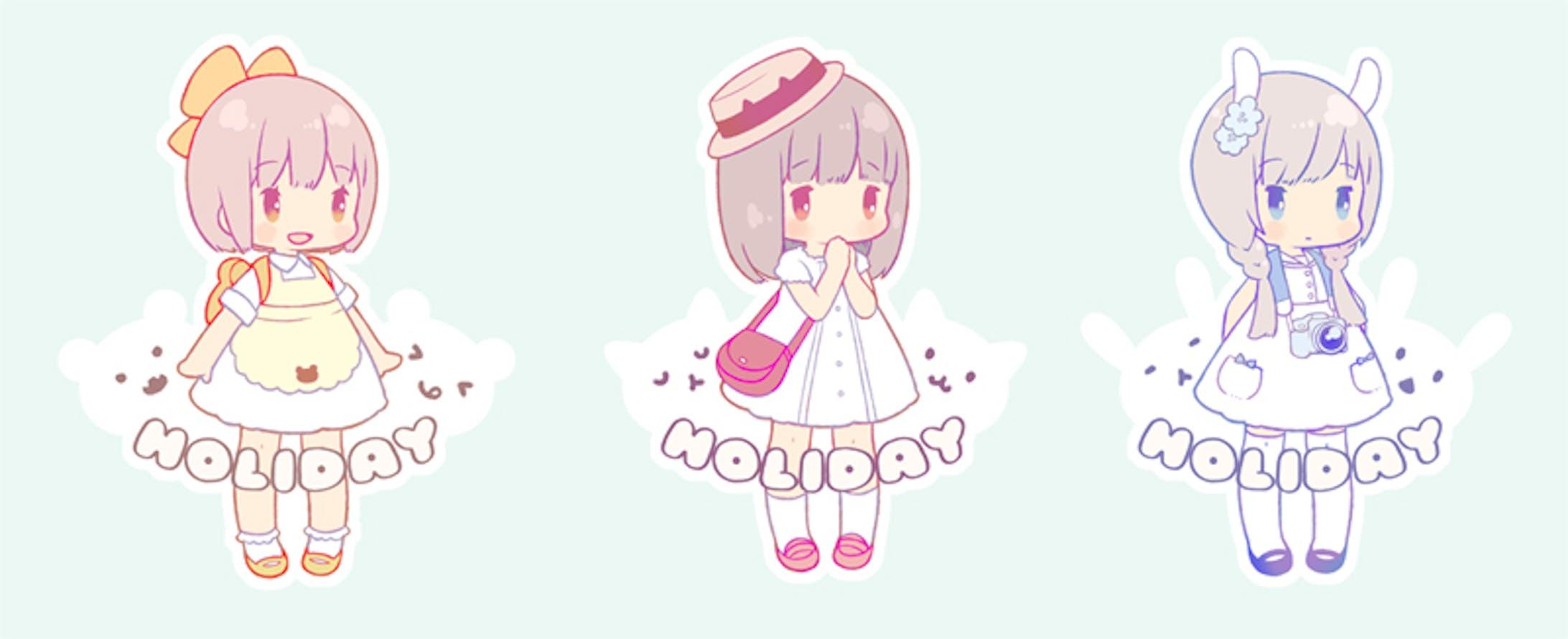 SDキャラクター-4