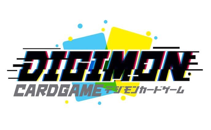 【ご提案】DIGIMON CARDGAMEロゴデザイン案