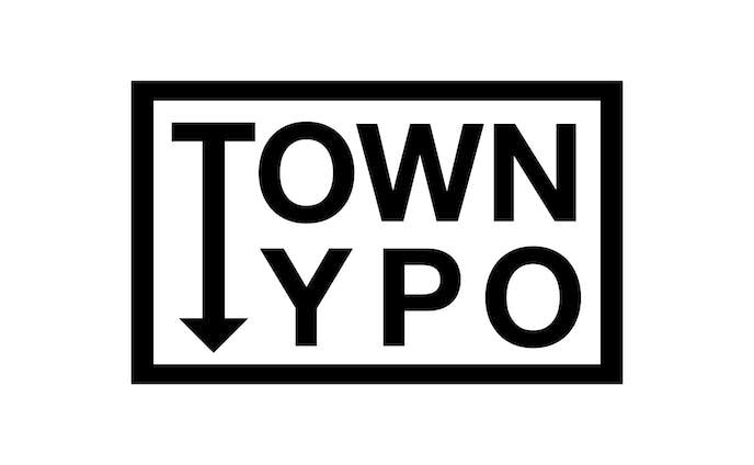 TOWNTYPO LOGO