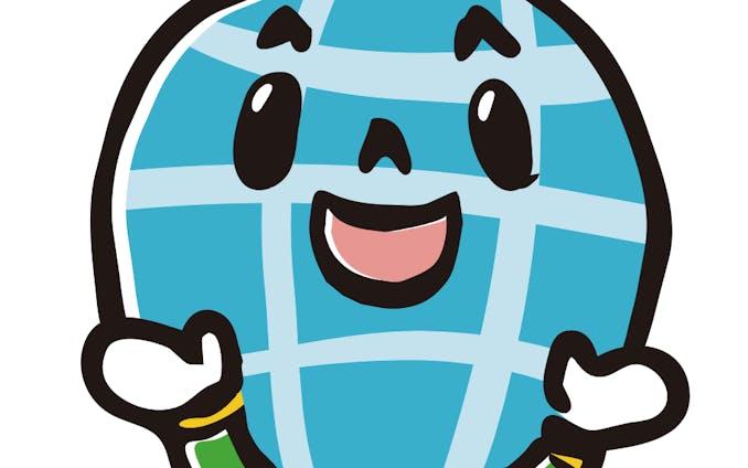 キャラクターデザイン/神奈川県ESCO事業例パンフレット