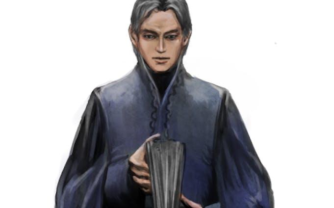魔術師教授