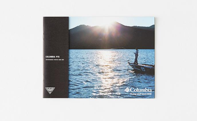 COLUMBIA PERFORMANCE FISHING GEAR 2014
