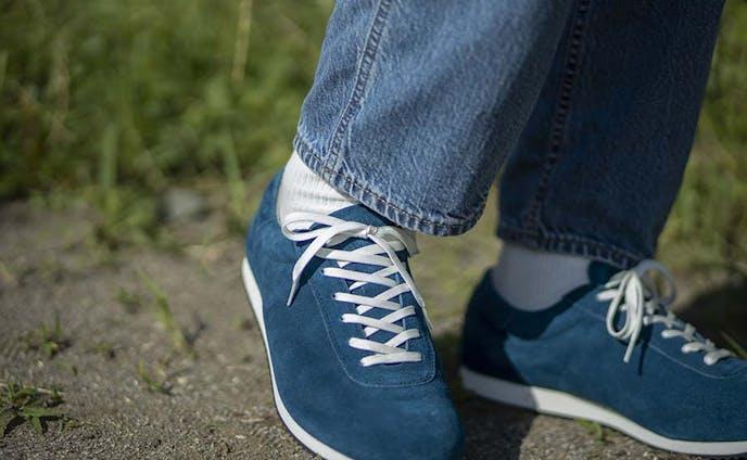 blueover|その靴いいね。どこの靴?