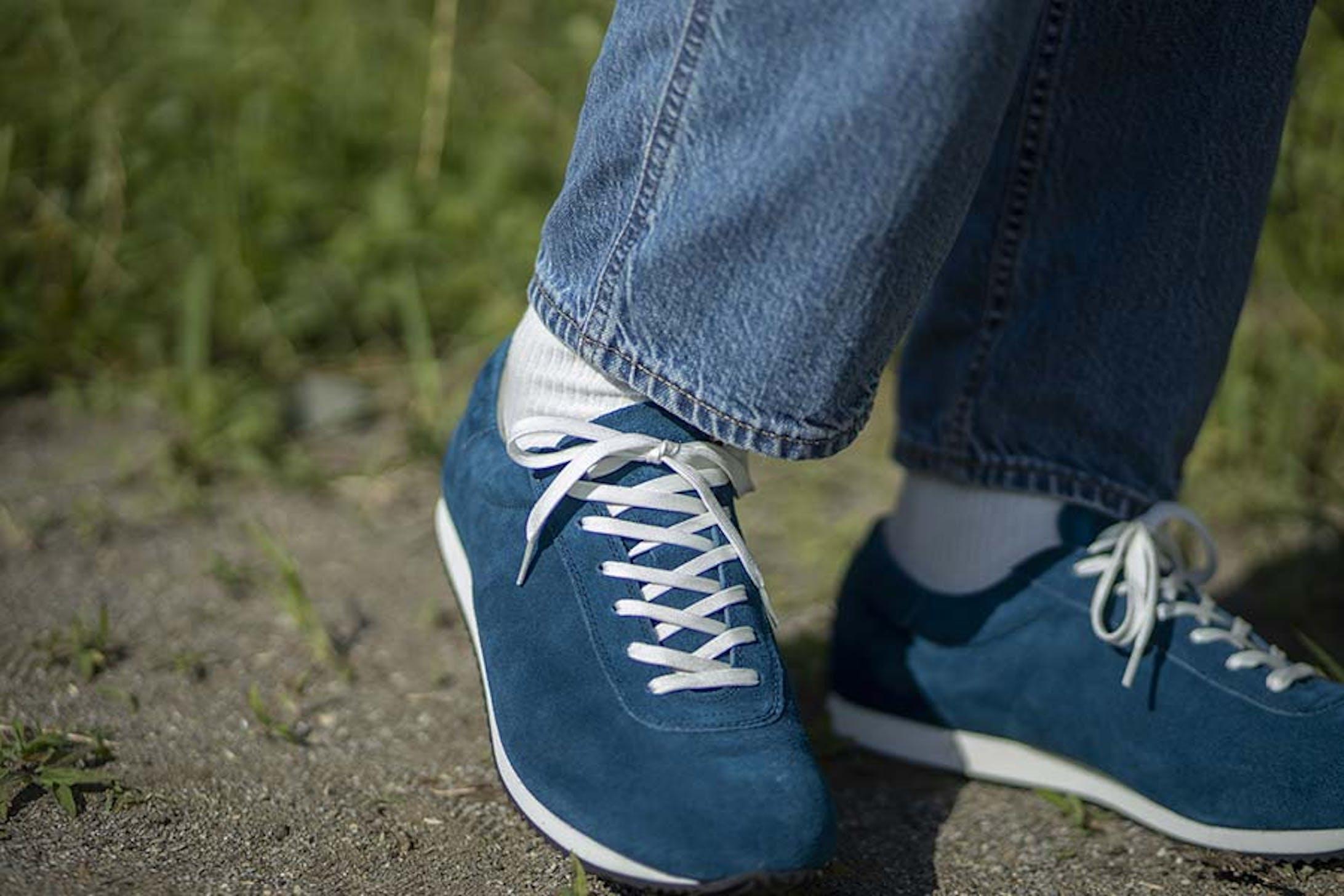 blueover|その靴いいね。どこの靴?-1