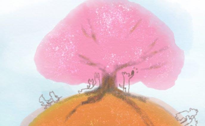 桜とお出かけ ヘッダー