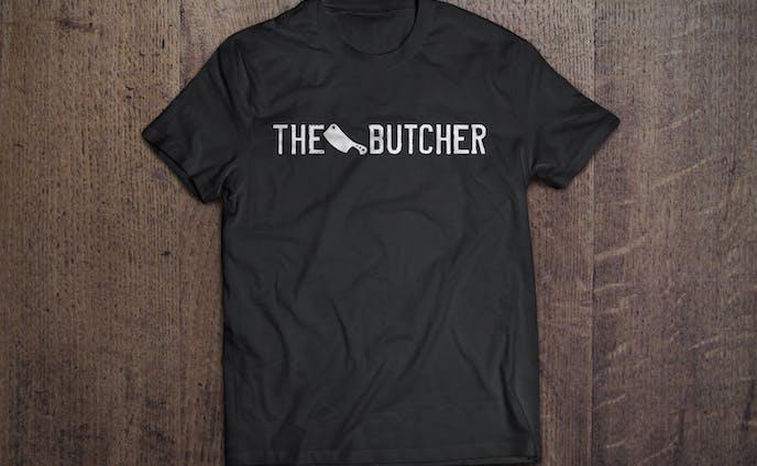 THE BUTCHER T-SHIRT 2