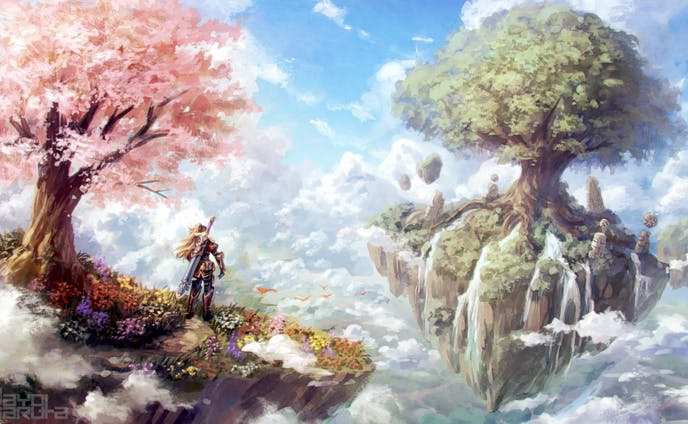 楽園の先へ