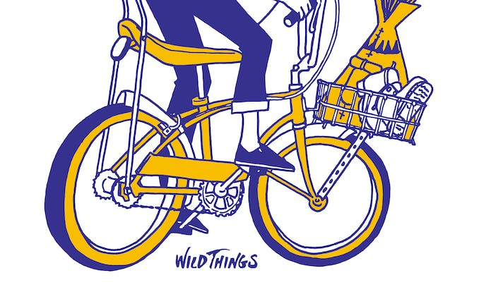 WILDTHINGS 20SS Tシャツ イラスト
