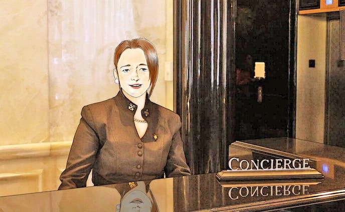 Concierge of life