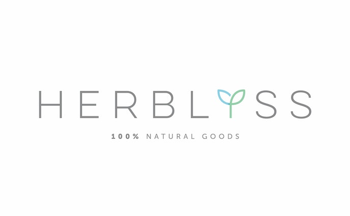 Herbliss Logo & Packaging Design