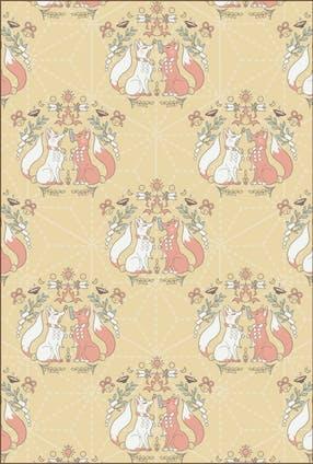 稲荷の紋章(パターン)