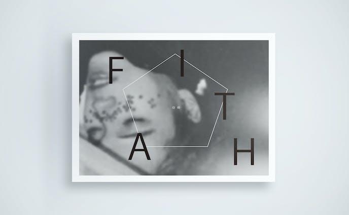 faith ブックデザイン