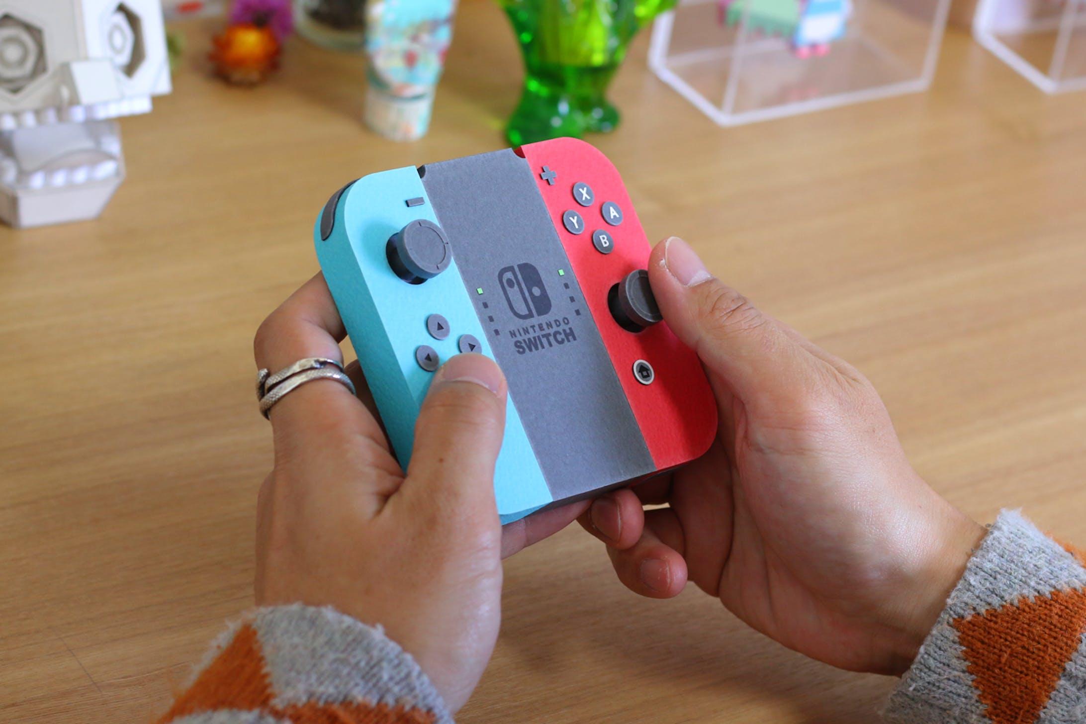 Nintendo Switch【B】-3