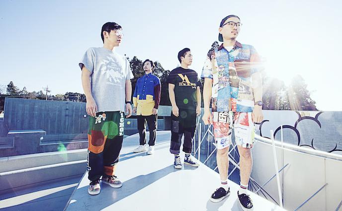 Yasei Collective(インストバンド)