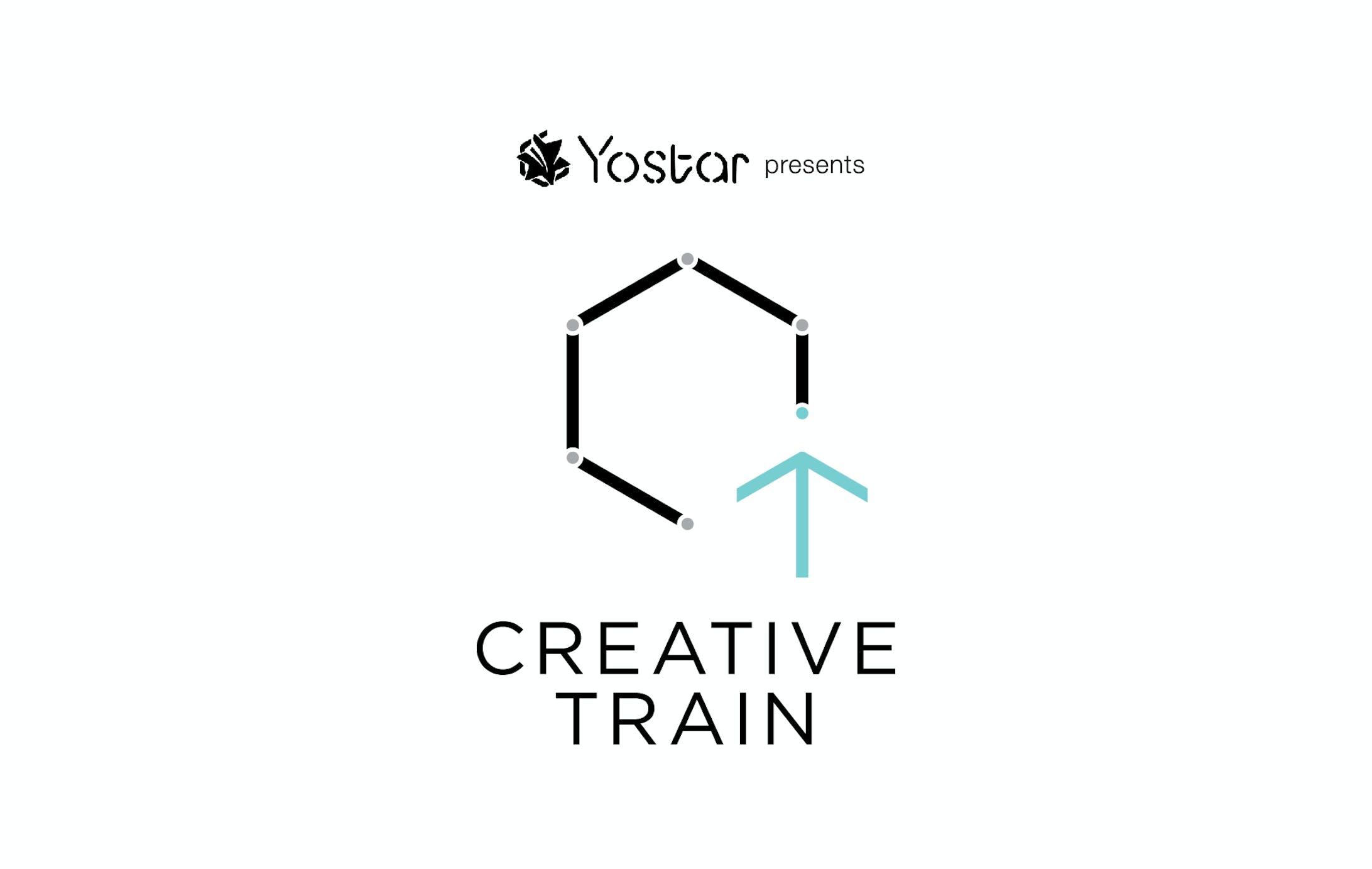 Yostar presents CREATIVE TRAIN-2