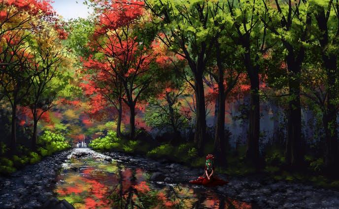 【東方Project】幻想郷の秋景色