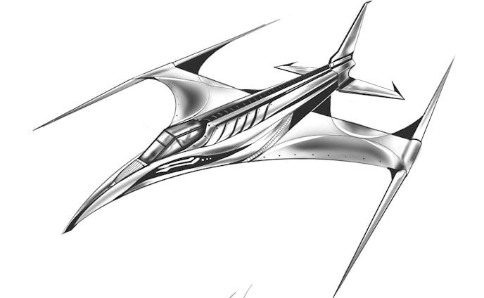 メカニックデザイン
