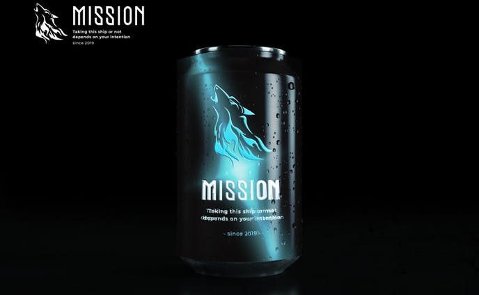 Branding mission(清涼飲料水)