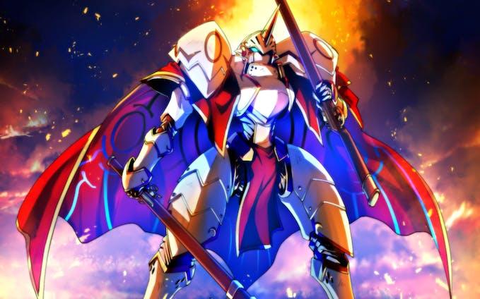 無機物系人外騎士