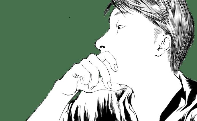 似顔絵01