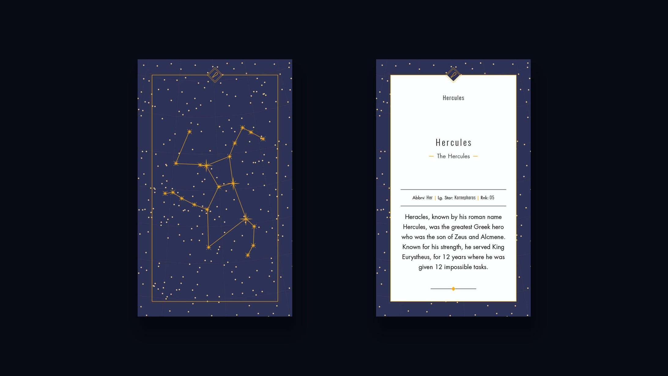 Stellar: A Guide to the Greek Constellations-4