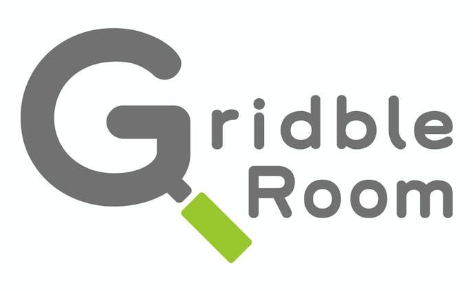 オンラインサロンGridbleRoomさま ロゴ