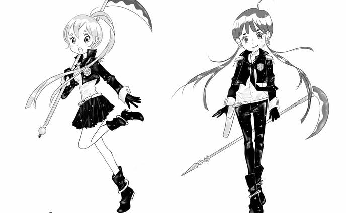 【架空キャラクター】死神学校