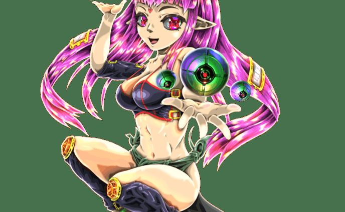 コンテスト オリジナルキャラクター