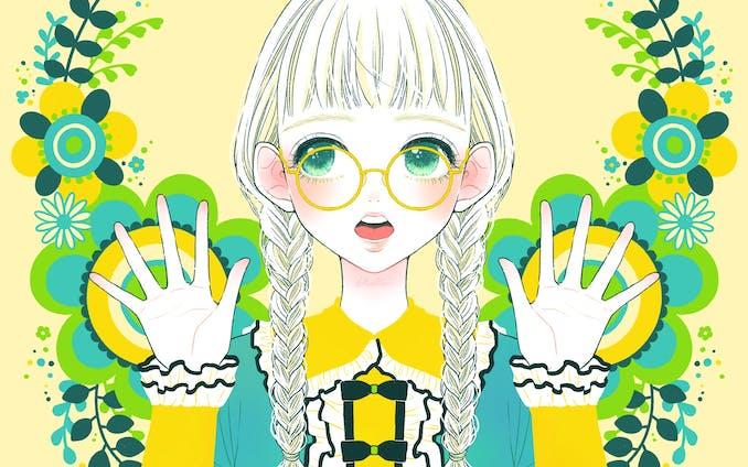 レトロガール5〜8