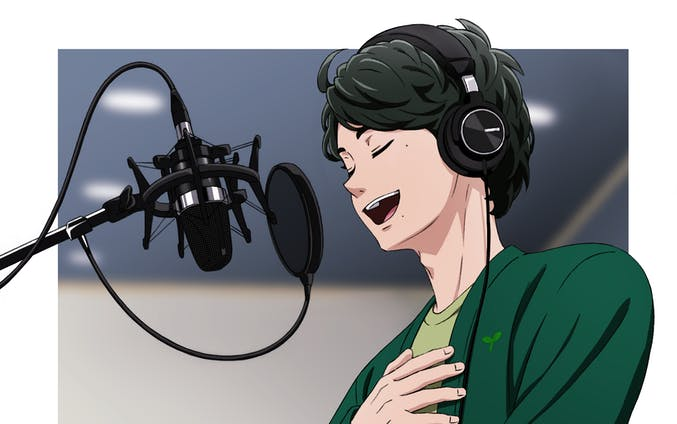 2021/06 なむかりさん -Singer-