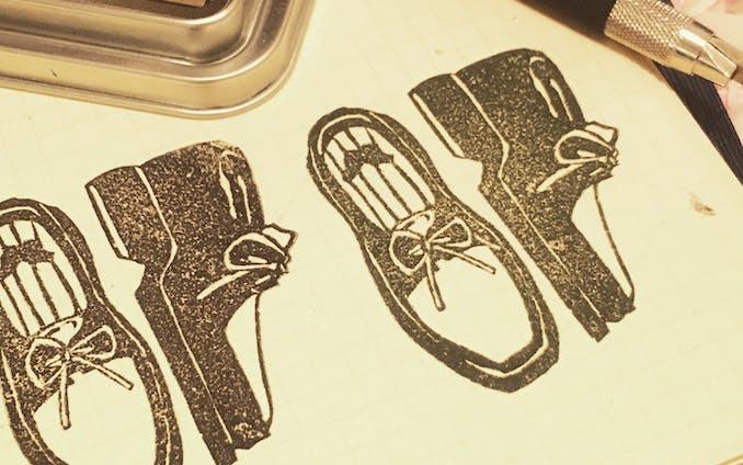 【イラスト】ファッション小物、雑貨イラスト