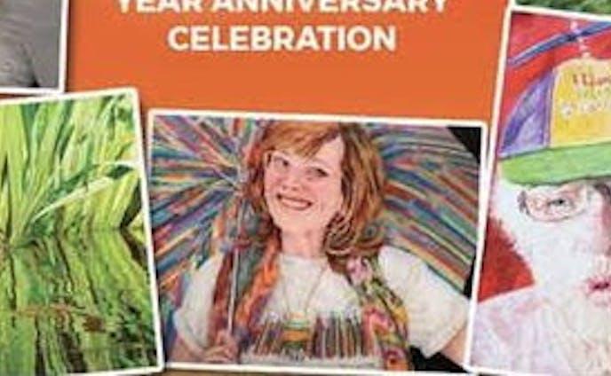 20th Anniversary Celebration Member Show Book