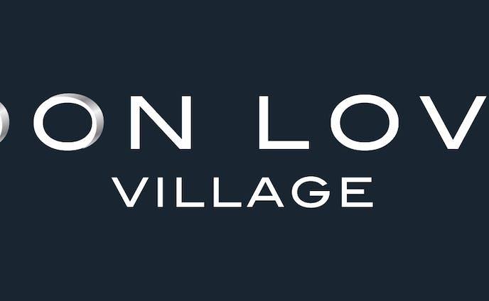Moon Lover Village Logo