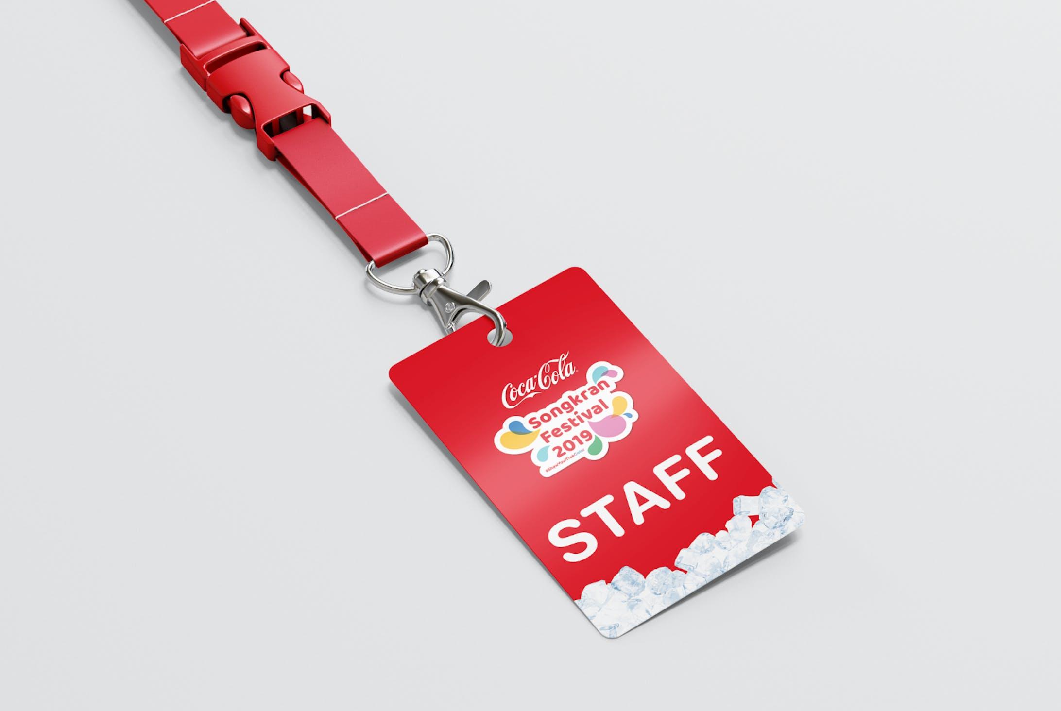 Coke Thailand Songkran Festival 2019_Logo & Keyvisual-3