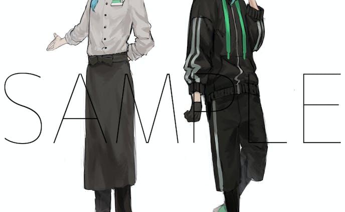 立ち絵、キャラクターデザイン