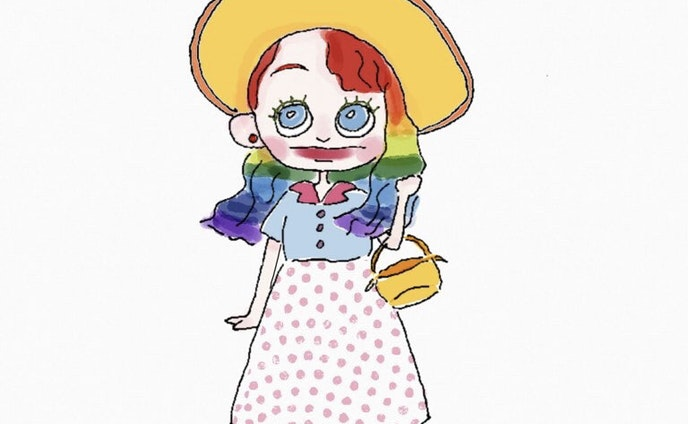 Rainbow 7 「覗きたい。」