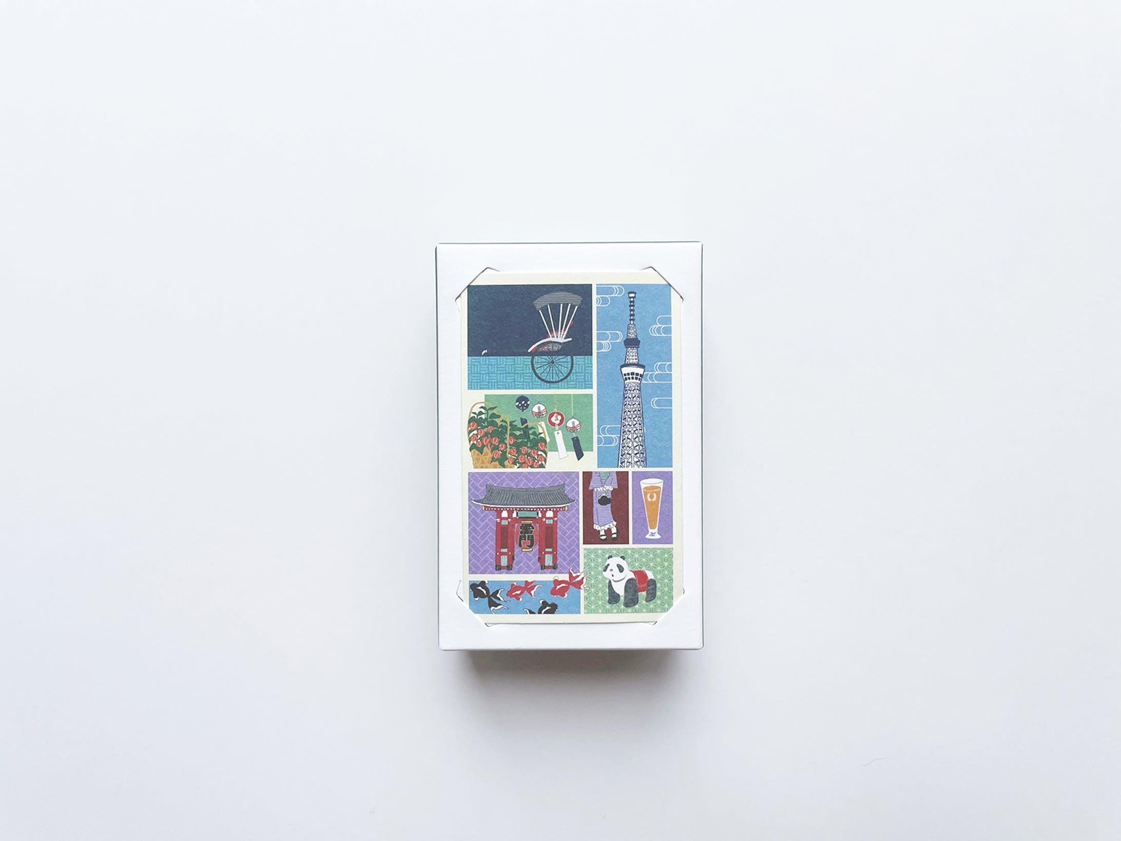 【繊細タッチ】石鹸パッケージイラスト-4