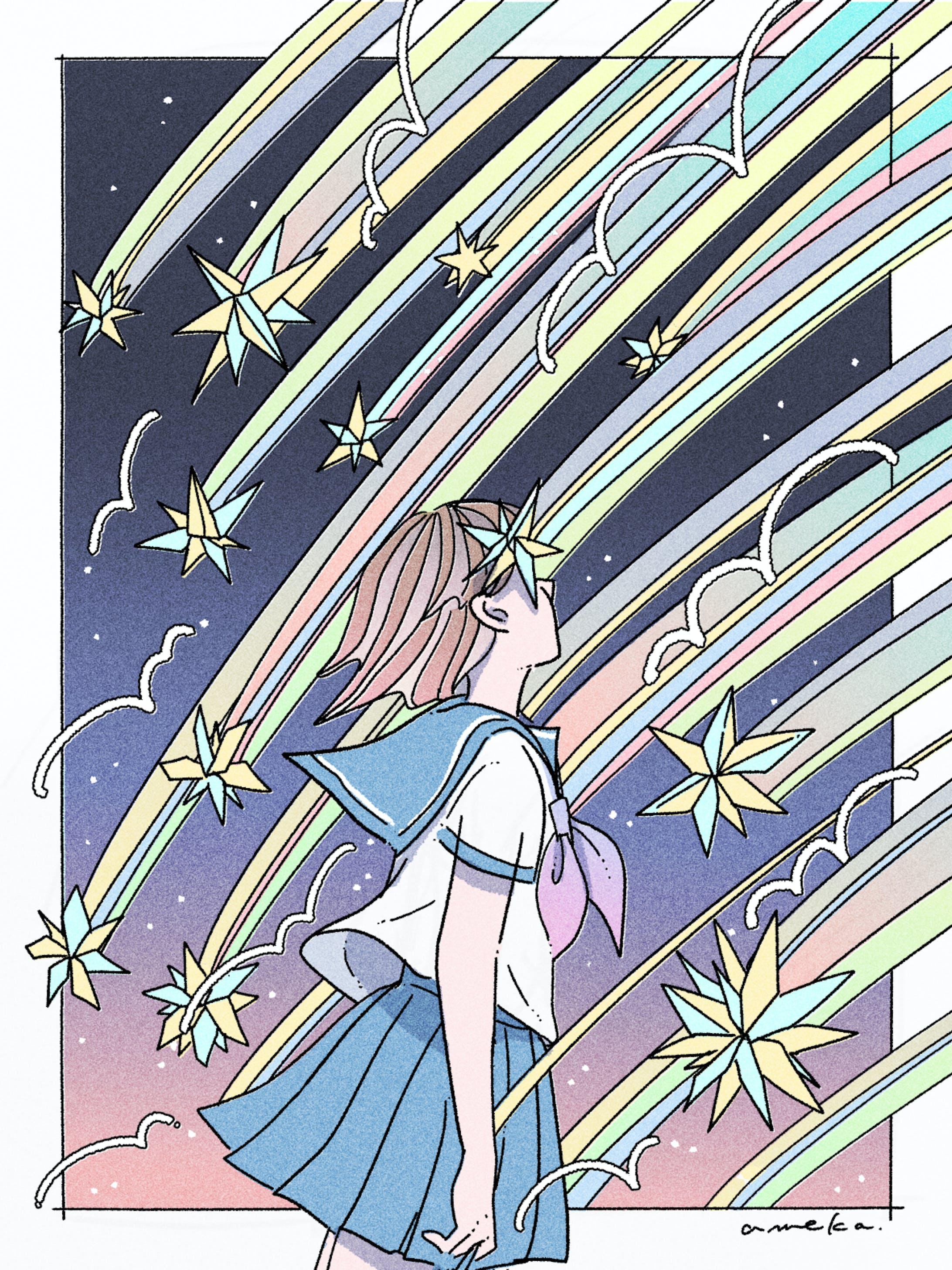 星降る-1