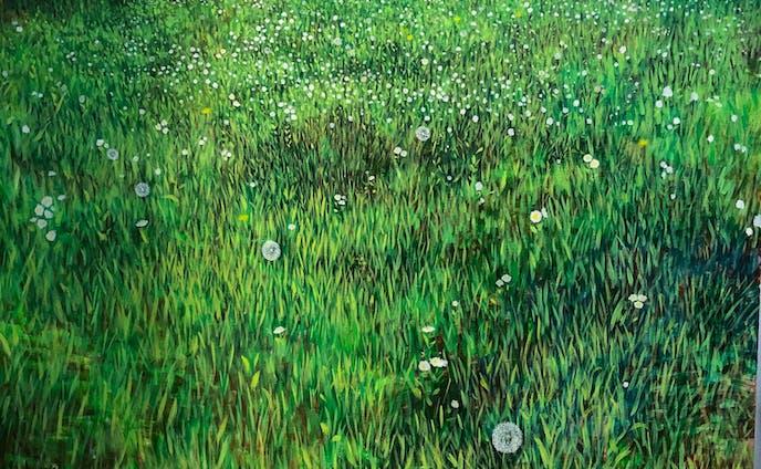 追憶の草原
