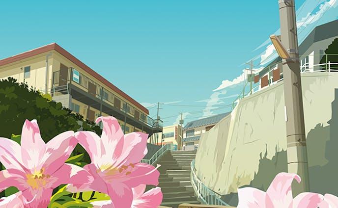 小学館「万寿子さんの庭」装画 2007