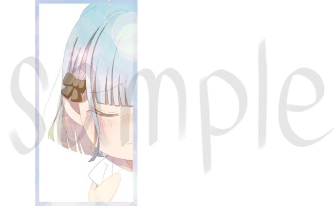 CD・YouTubeサムネイルイラスト②