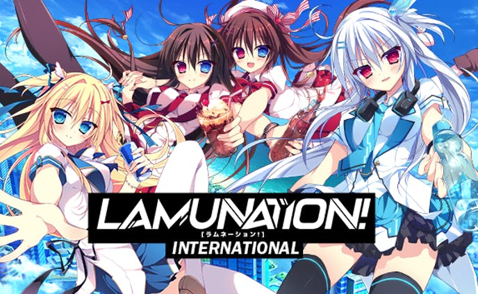【ゲーム】LAMUTAION!-international-