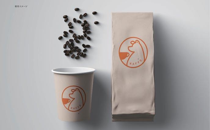 KAFFE ロゴデザイン