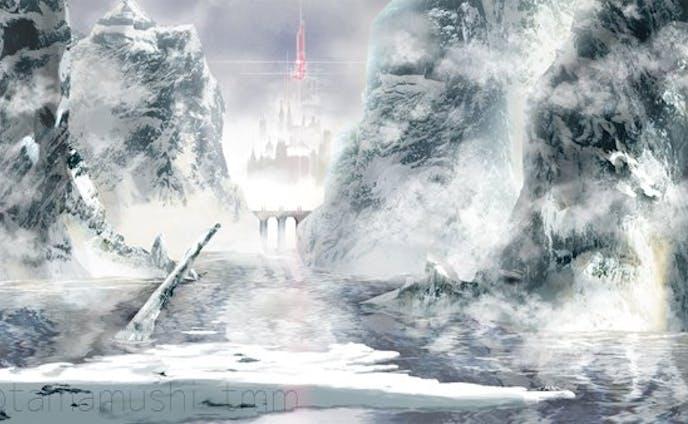 極北の城砦