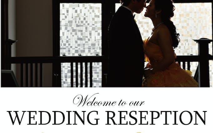 結婚式プロフィールブック
