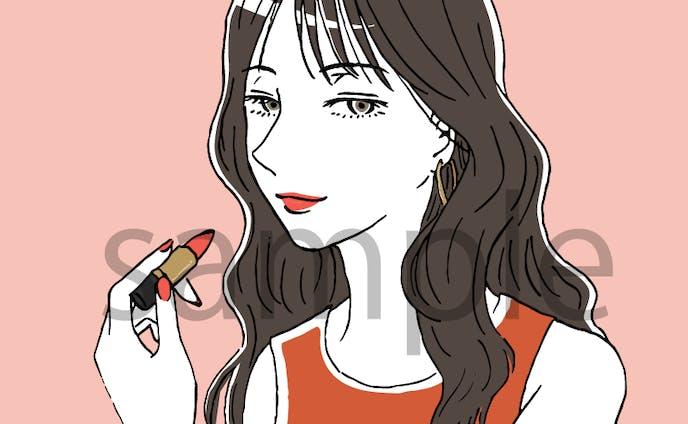 美容SNSアカウント用アイコンの制作